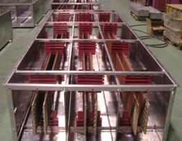 Segregated And Non Segregated Bus Duct Stace